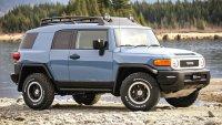 Цената на стар модел всъдеход на Toyota скочи няколко пъти