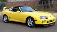 Най-рядката Toyota Supra струва 42 000 долара