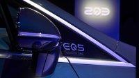 Mercedes обясни защо EQS има огледала, а не камери