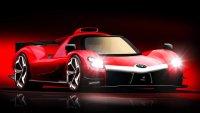 Хиперколата на Toyota с 1000 к.с. - хибрид с 3 електромотора