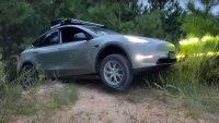 Справя ли се Tesla Model Y на тежък терен?