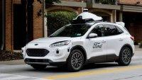 Ford показа безпилотен автомобил от ново поколение
