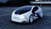 Toyota патентова завиващи на 90 градуса колела