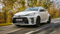 Toyota GR Yaris става реален конкурент на Honda Civic Type R