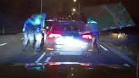 Volkswagen Golf GTI не успя да избяга с 240 км/ч