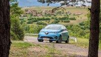 99% ръст за електрическото Renault Zoe във Франция