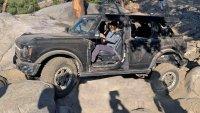 Вижте как се справя Ford Bronco извън пътя