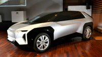 Първият електромобил на Subaru ще е готов през 2022 година