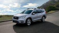 Subaru представи нов глобален модел