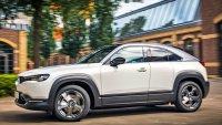 Първият електромобил на Mazda стана хибрид