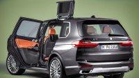BMW патентова много странни врати