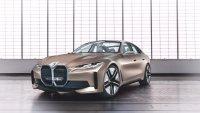 Електрическите коли на BMW ще получат голяма решетка