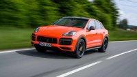 Колко може да вдигне Porsche Cayenne Coupe