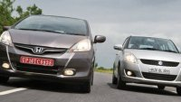 Suzuki Swift или Honda Jazz на старо – кое да изберем?