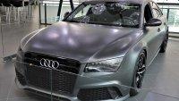 Audi разсекрети уникалния суперседан RS8