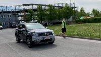 Dacia подготвя обновяване на Duster