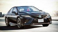 Toyota отбеляза юбилей на Camry