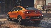 Renault сменя името на Arkana за Европа