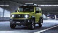 Suzuki спира продажбите на Jimny в ЕС