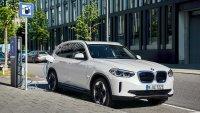 BMW X3 официално се превърна в електромобил