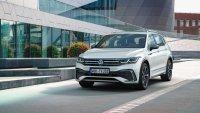 Обновеният VW Tiguan Allspace порасна на размери