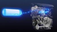 Toyota тества двигател с вътрешно горене на водород