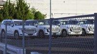 Първи снимки на новата Toyota Land Cruiser
