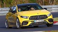 Posaidon превърна Mercedes-AMG A45 S в ракета