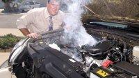 Защо мощността на двигателя пада в жегата?