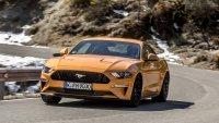 Новият Ford Mustang също става хибрид