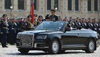 12-те най-интересни машини на парада в Москва