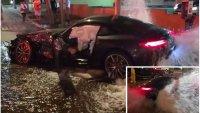 Mercedes-AMG GT предизвика наводнение в Лос Анджелис