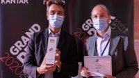 Peugeot получи престижна награда за надеждност