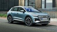 Audi представи още две версии на Q4 e-tron
