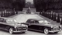 Лимузините на френските президенти