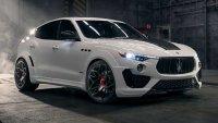 Гeрманци преобразиха Maserati Levante