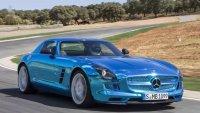 Колко вдига тунингован Mercedes SLS AMG?