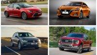 10-те най-продавани автомобила в света за 2020 година