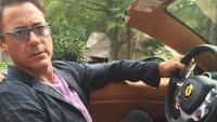 Любимите коли на Робърт Дауни-младши