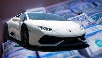 Блогър реши да си купи Lamborghini с банкноти от 1 долар