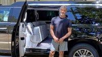 Сталоун продава проектиран от него Cadillac Escalade