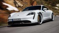Porsche Taycan Turbo S вдига повече от обявеното