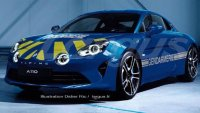 Фрeнската жандармерия си поръча 26 коли на Alpine