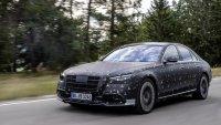 Новият Mercedes-AMG S 63 ще бъде хибрид с 800 коня