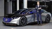 Mercedes е готов за електрическо бъдеще, но то ще струва много работни места
