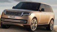 Ето го новия Range Rover
