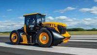 Британец постави световен рекорд за скорост с трактор