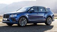 Bentley подобри най-бързия кросоувър на света