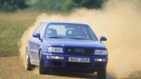 RS-моделите на Audi навършиха 25 години