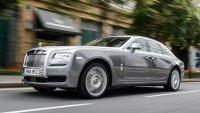 Салонът на Rolls-Royce Ghost ще има най-чистия въздух